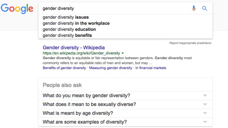 Google Fires Author of controversial diversity memo