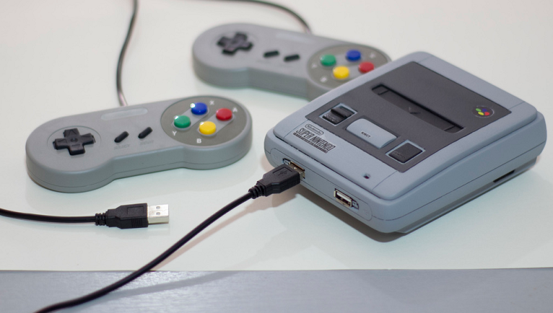 How to make your own SNES Classic Mini with a Raspberry Pi