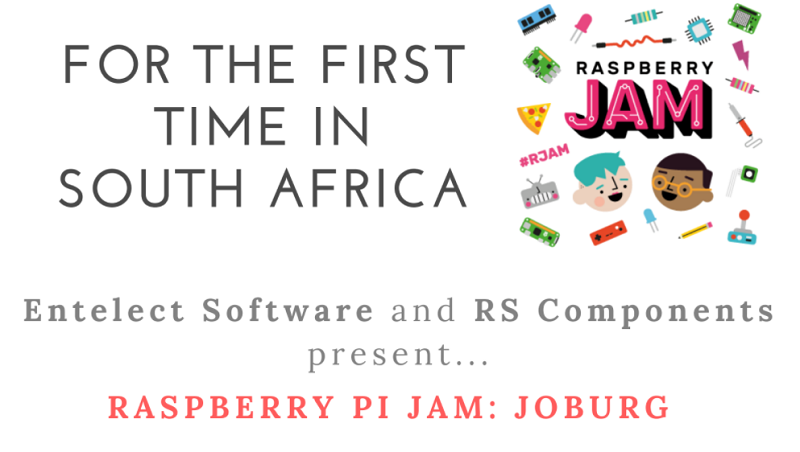 Raspberry Jam South Africa Header Image