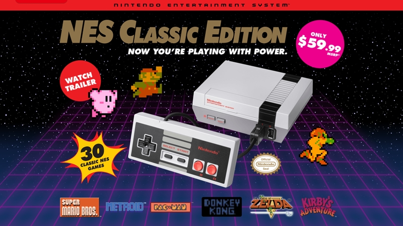 Nintendo will ship the Super NES Classic Edition in 2018 - htxt africa