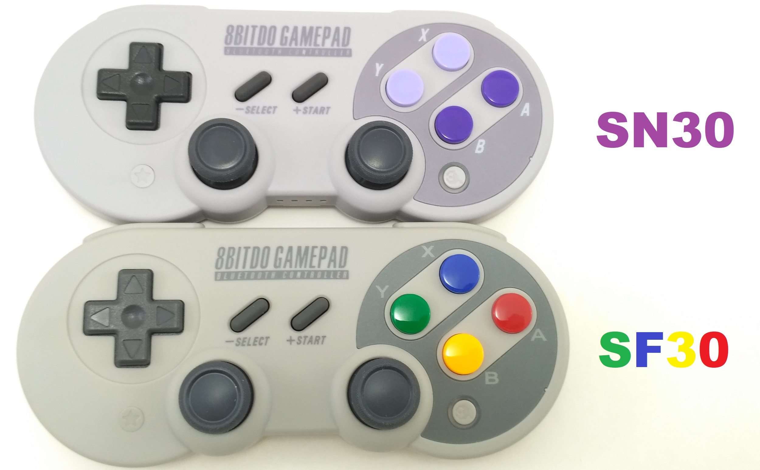 8Bitdo SF30 Pro & SN30 Pro review - htxt africa