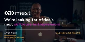 MEST Applications close in two days
