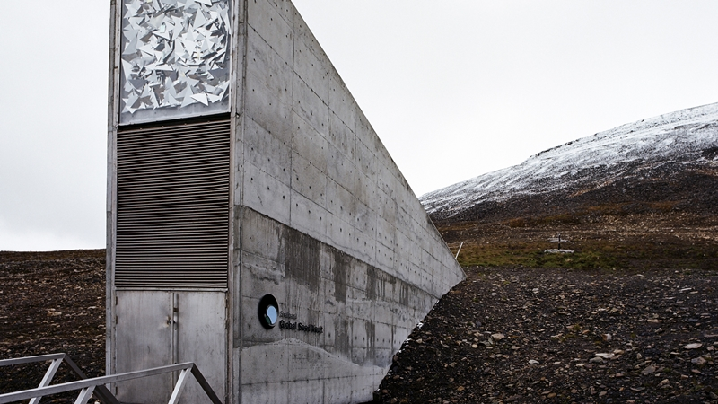 The Doomsday Seed Vault Is Getting A Massive Upgrade This Year