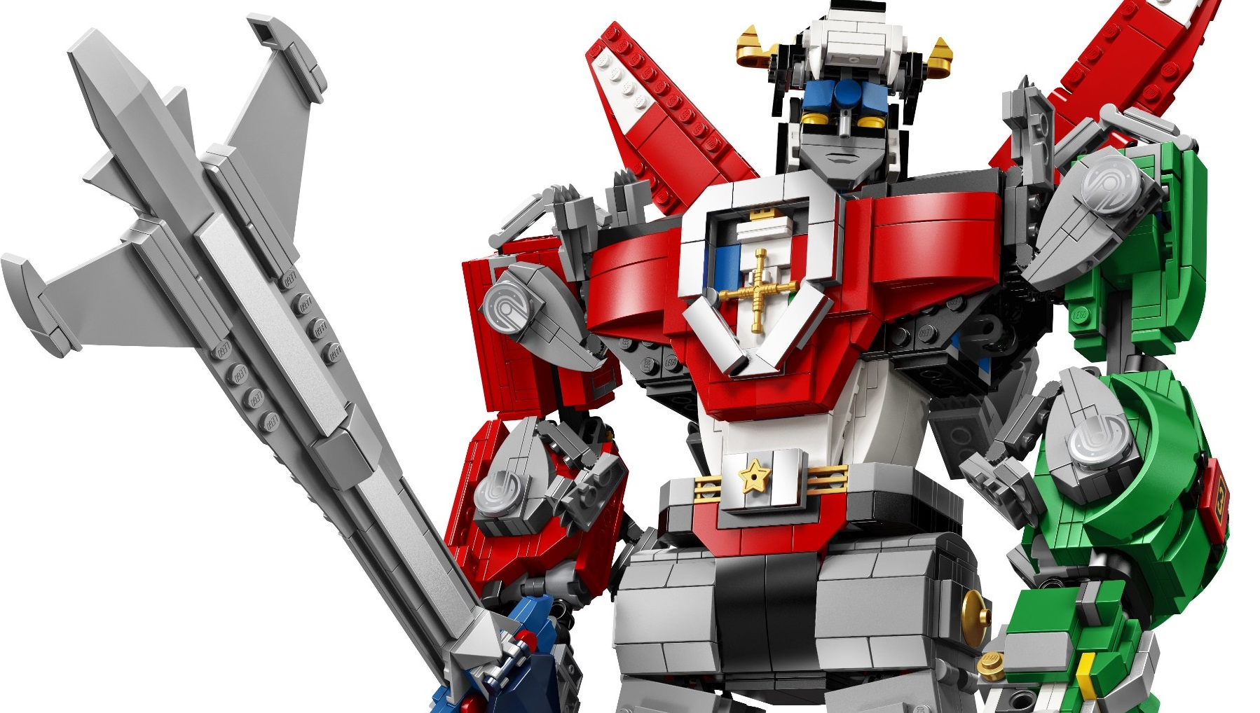 LEGO Voltron And 007 DB5 Available In SA