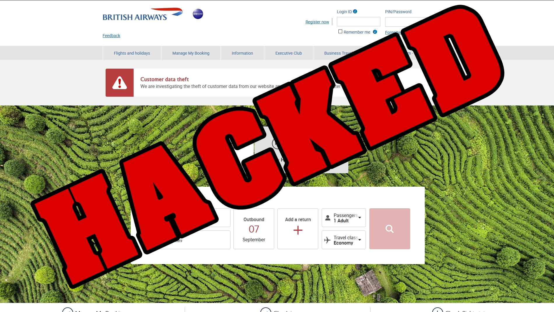 Investigation into British Airways hacks finds more details