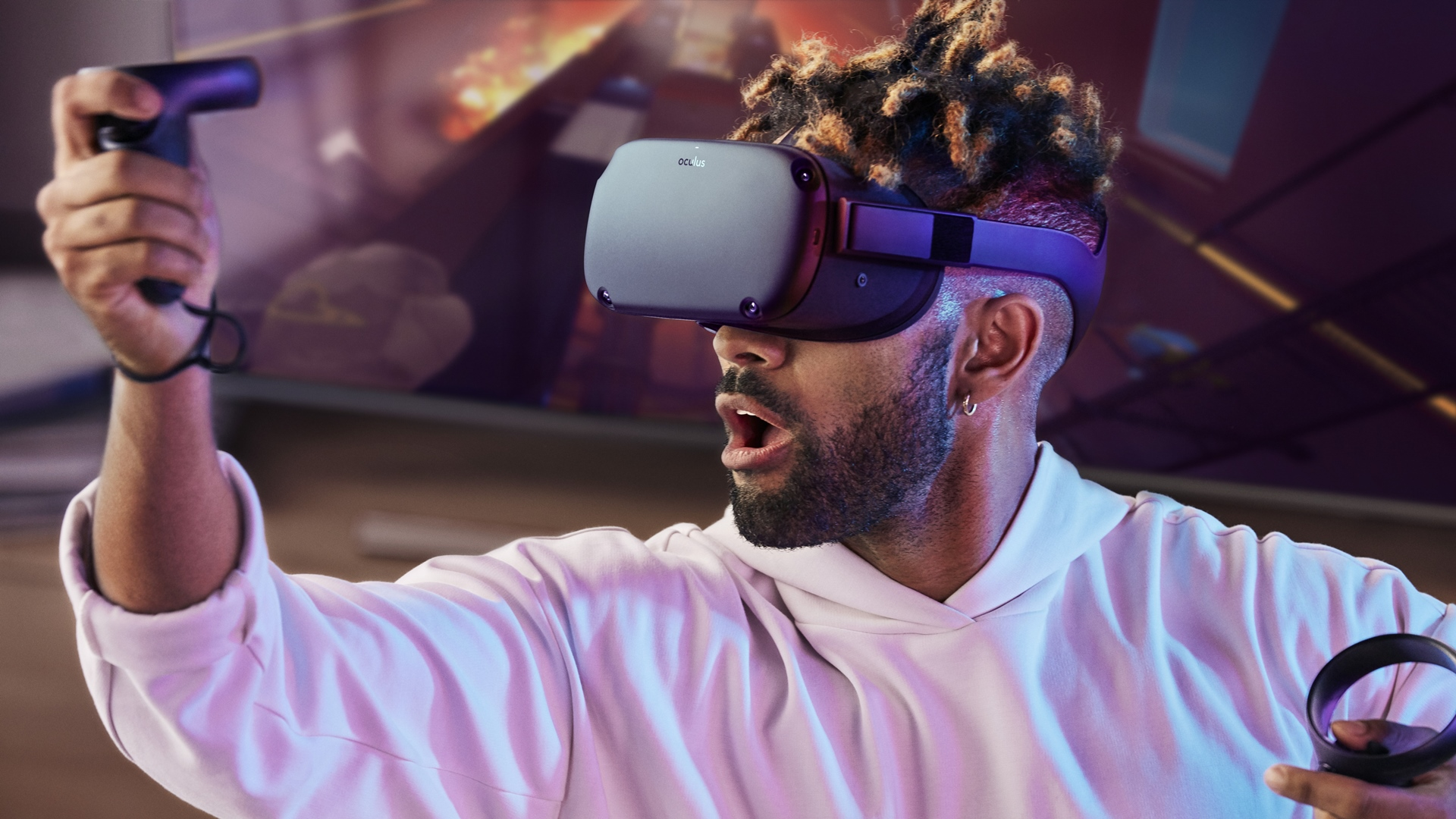 ba0a890bd05d The Oculus Quest is a VR headset that doesn t need a PC or a smartphone