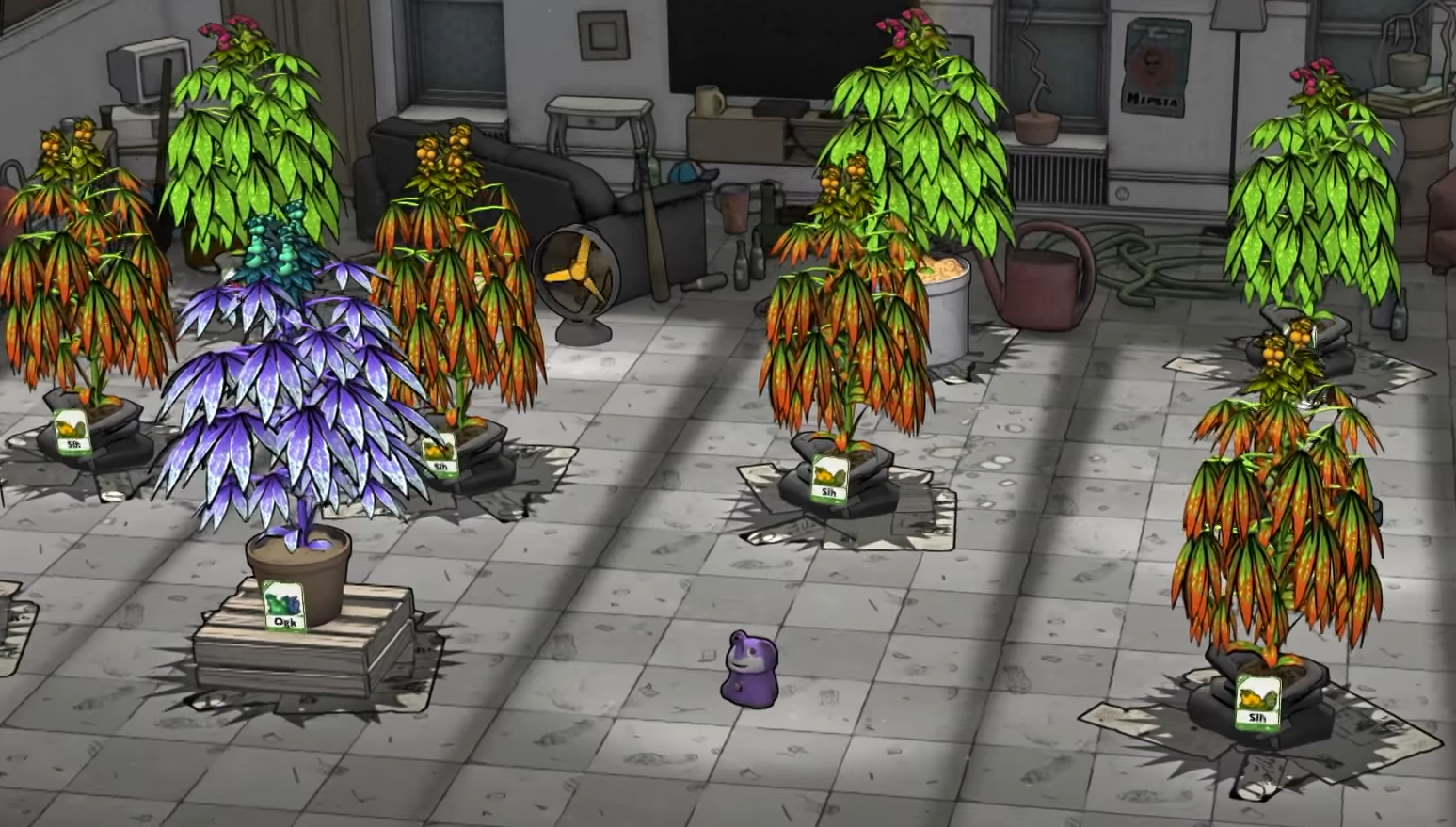 Devolver Announce The First Marijuana Tycoon Game, Weedcraft Inc