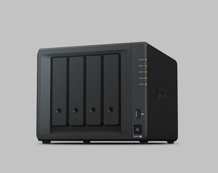 Synology DiskStation 918+ review - NAS to meet you - htxt africa