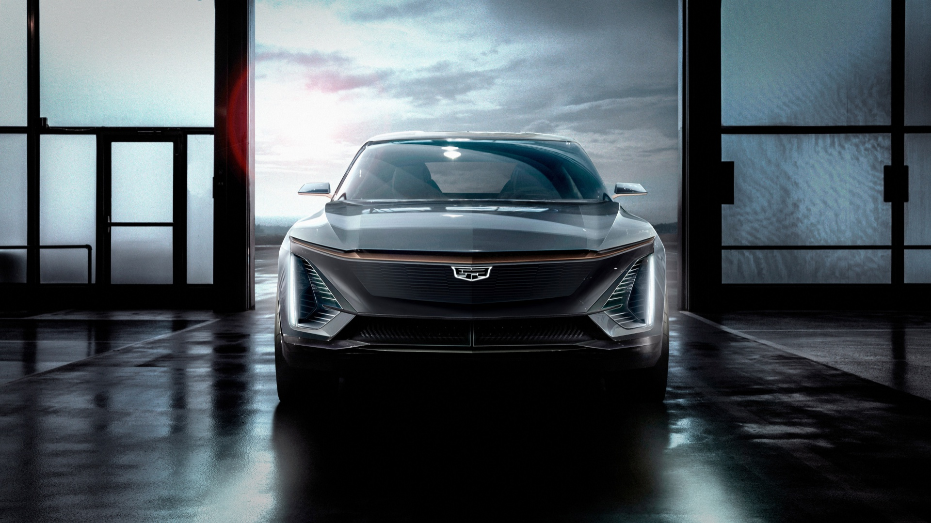 Cadillac Getting Into Electric Car Game And Shares Sneak Peek Pics