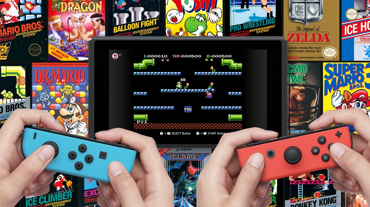 Nintendo Switch Online gets 2 games this month as Japan