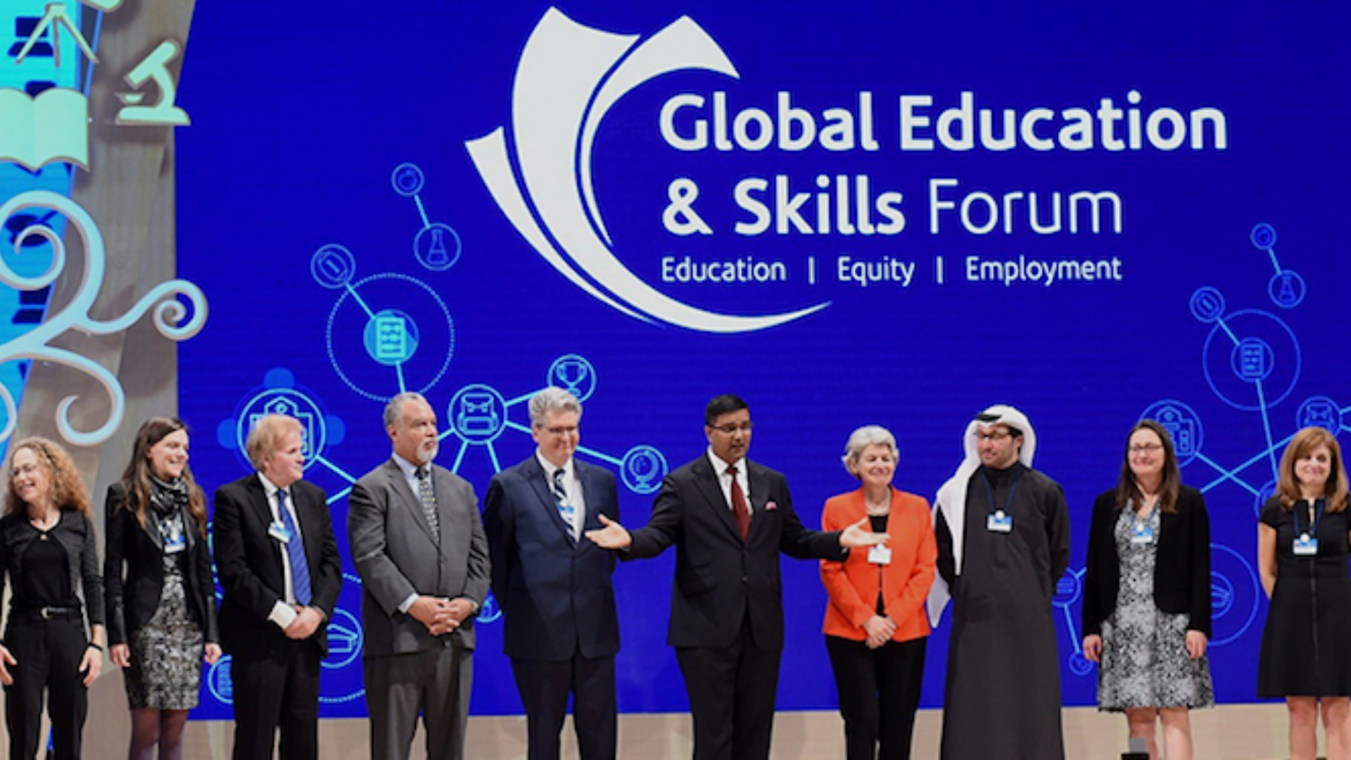 SA's finalist heads to the Global Education and Skills Forum