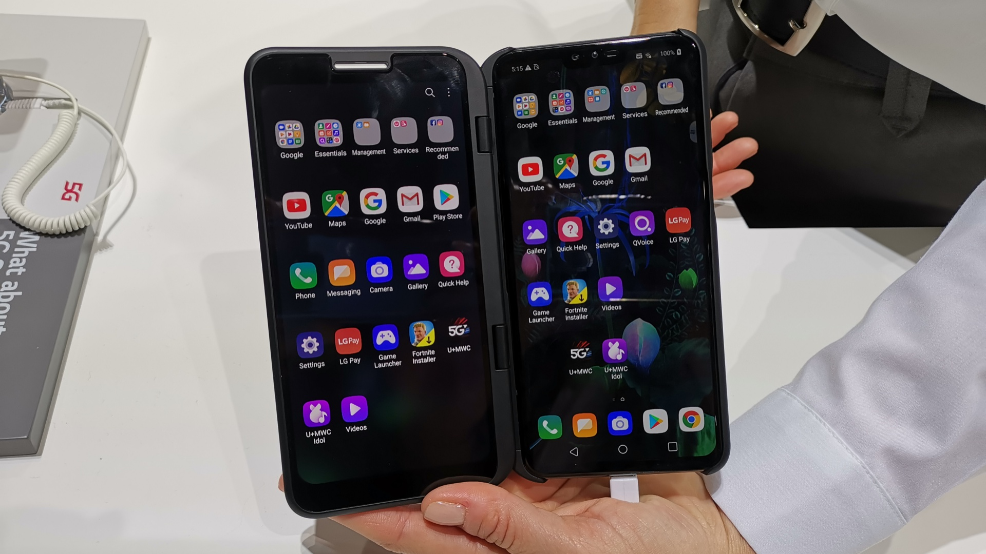 Huawei unveils Mate X folding phone to rival Samsung Galaxy Fold