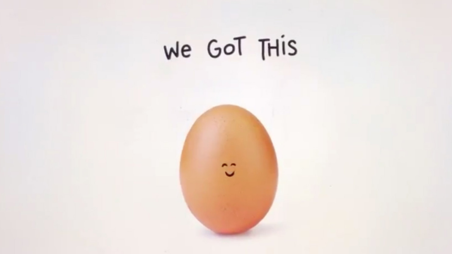Mysterious, well-liked egg's Instagram account is all about mental health