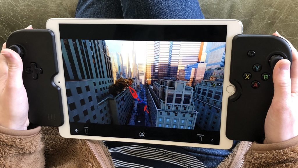 ps4 remote play iphone x