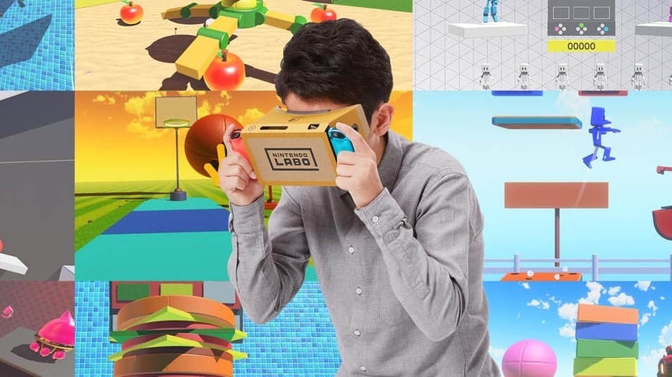 VR Viewer Toy-Con