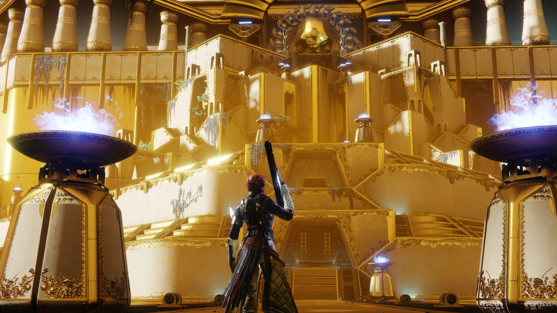 Watch a mad man solo the final boss in Destiny 2's Leviathan raid