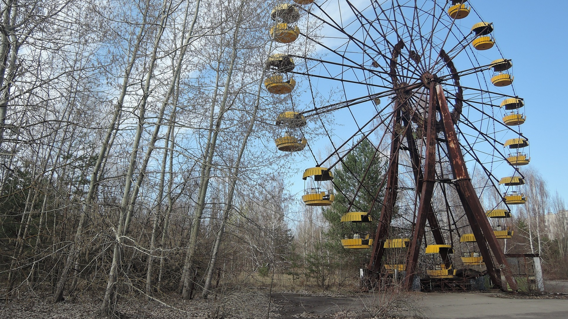 Five videos to watch on the anniversary of the Chernobyl