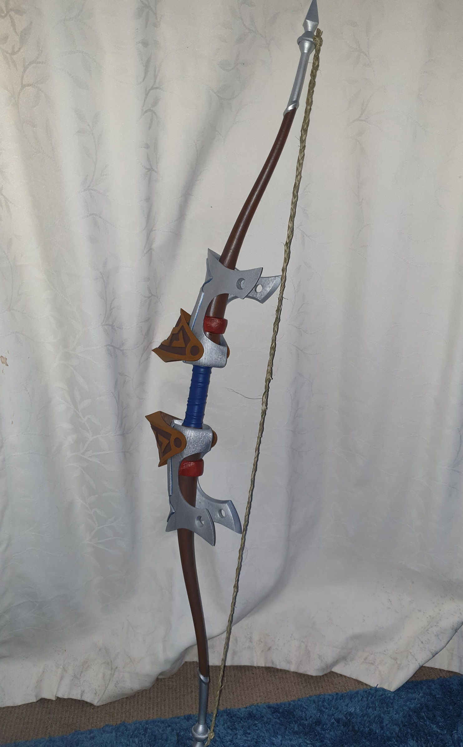 The Soldier's Bow is the latest 3D print from Breath of the
