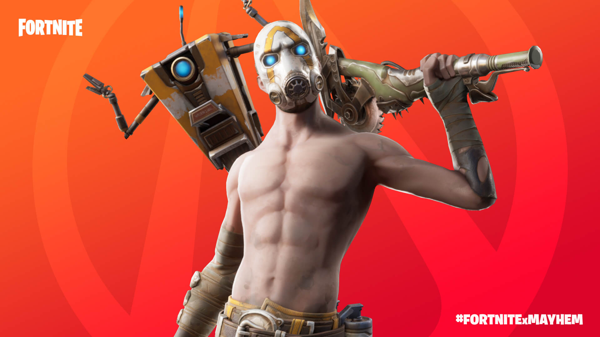 Fortnite updated to Version 10.20, Borderlands crossover announced