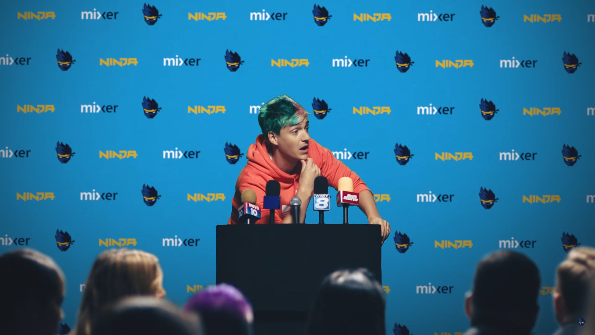 Ninja's old Twitch profile was caught streaming adult content - htxt