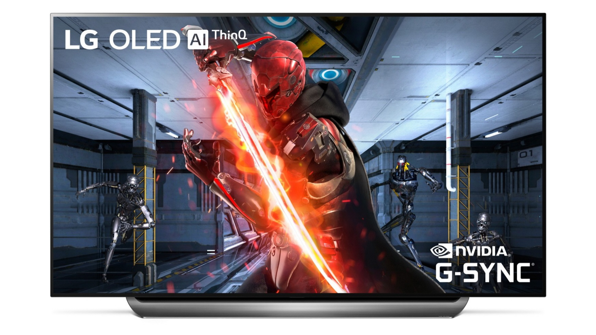LG adds NVIDIA G-Sync tech into its 2019 OLED TVs