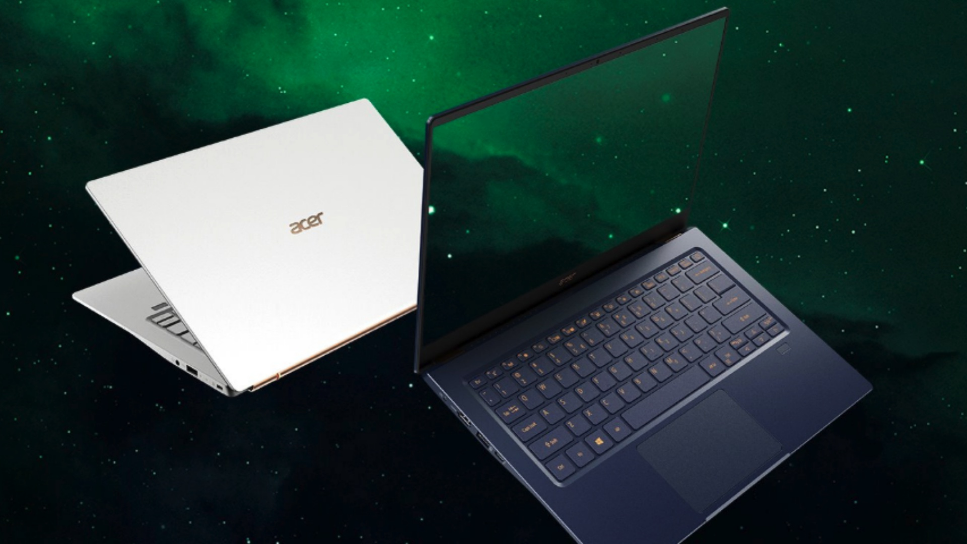 Acer Announces New Swift 5 Maintains the World's Lightest 14-inch Notebook