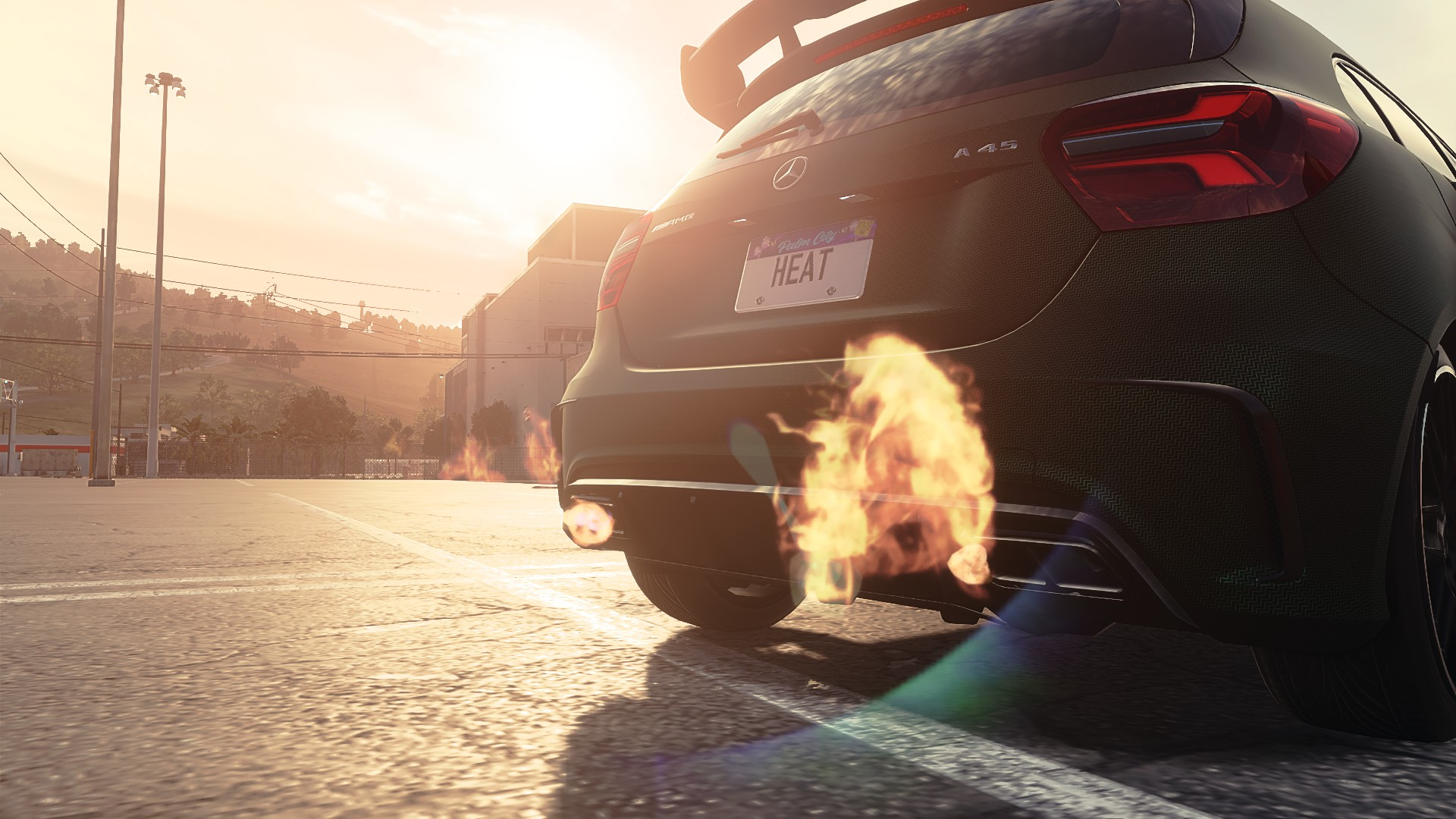 need for speed heat test