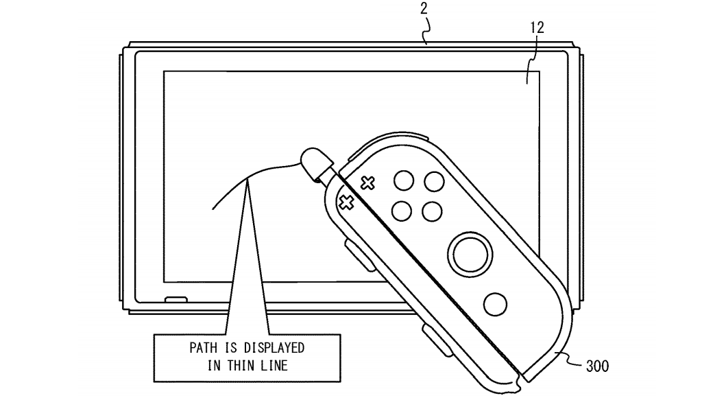 Patent could mean a touch pen is coming for the Nintendo Switch - htxt.africa