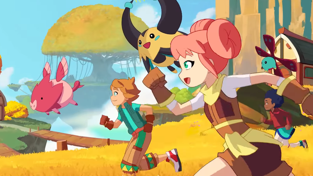 Temtem gets animated trailer and theme song - htxt.africa