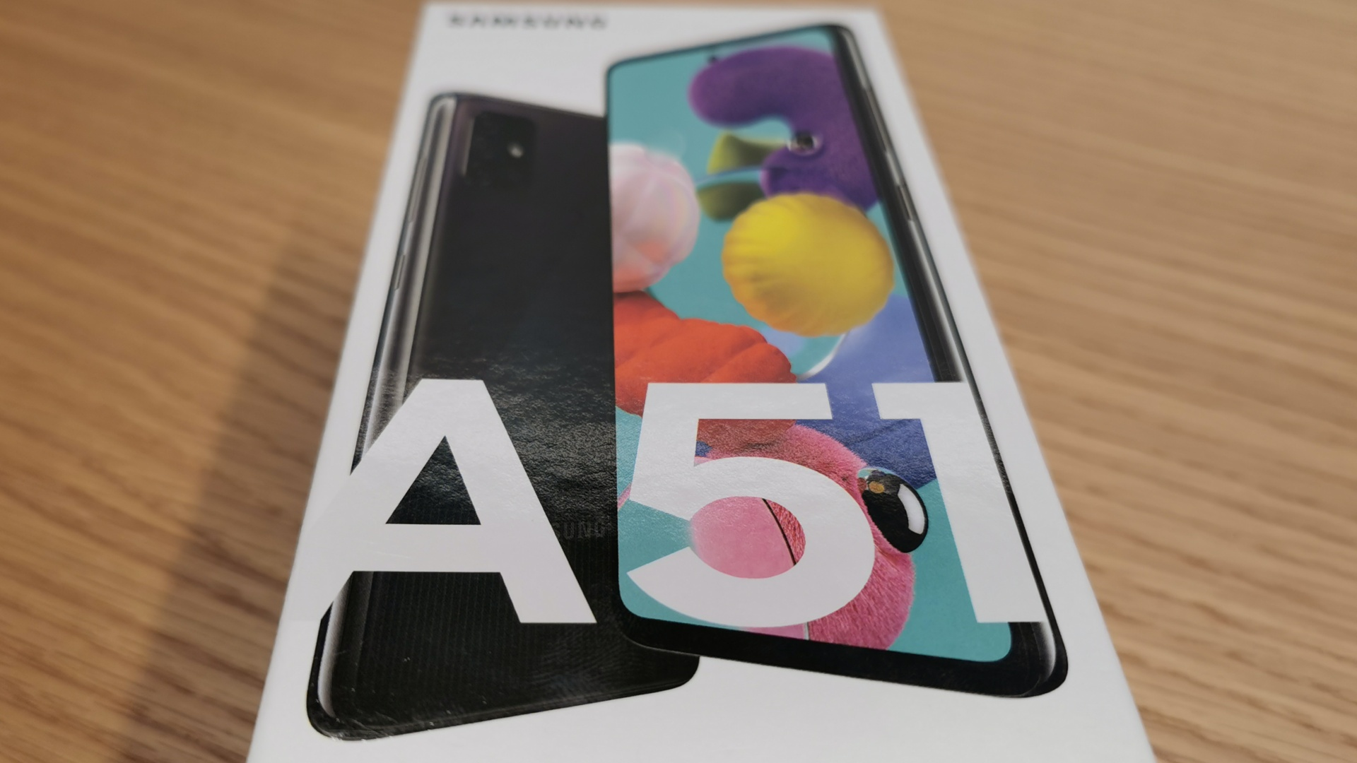 Unboxing The Mid Range Samsung Galaxy A51 Video Htxt Africa