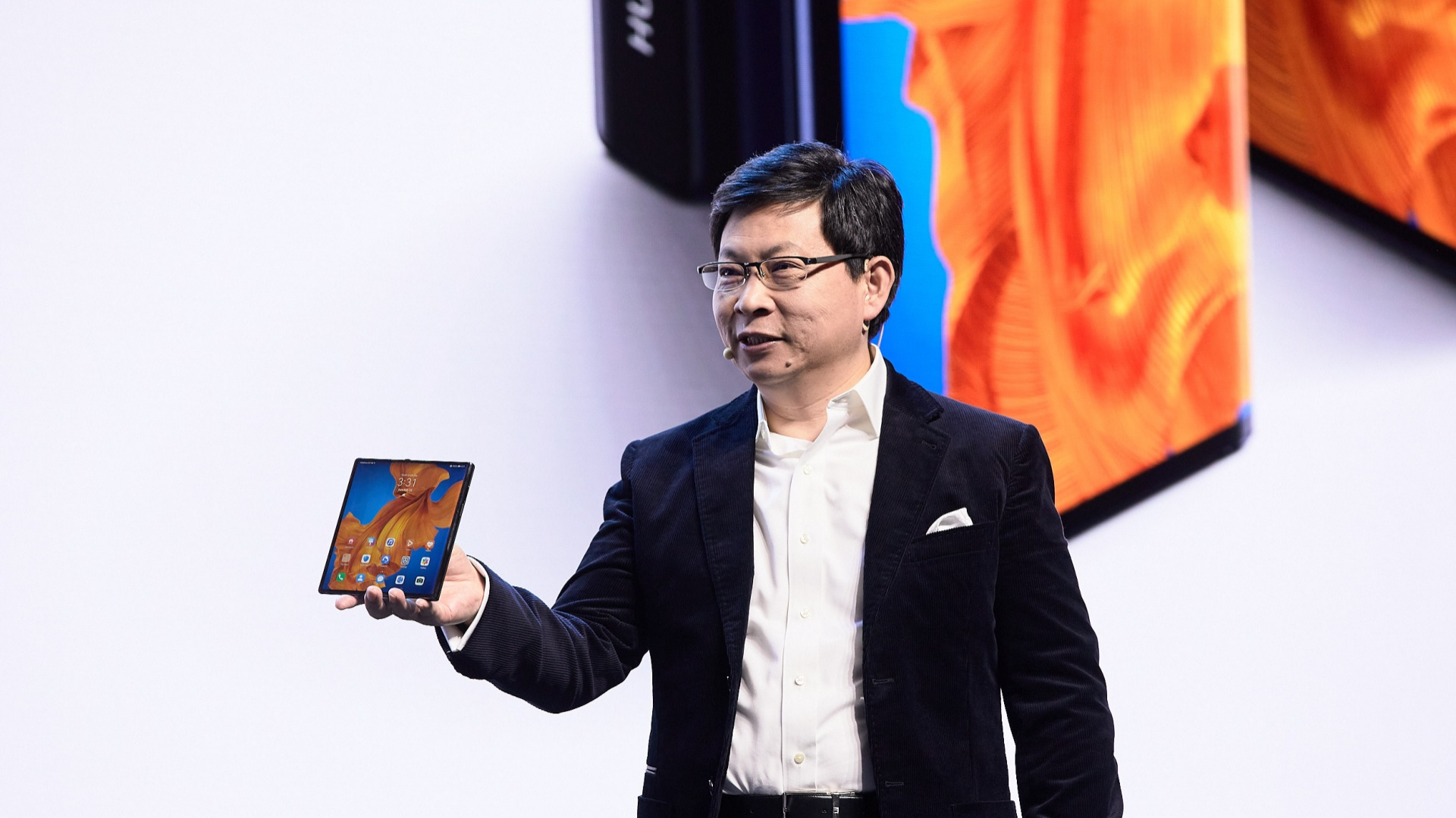 Huawei launches its most expensive foldable smartphone Mate Xs