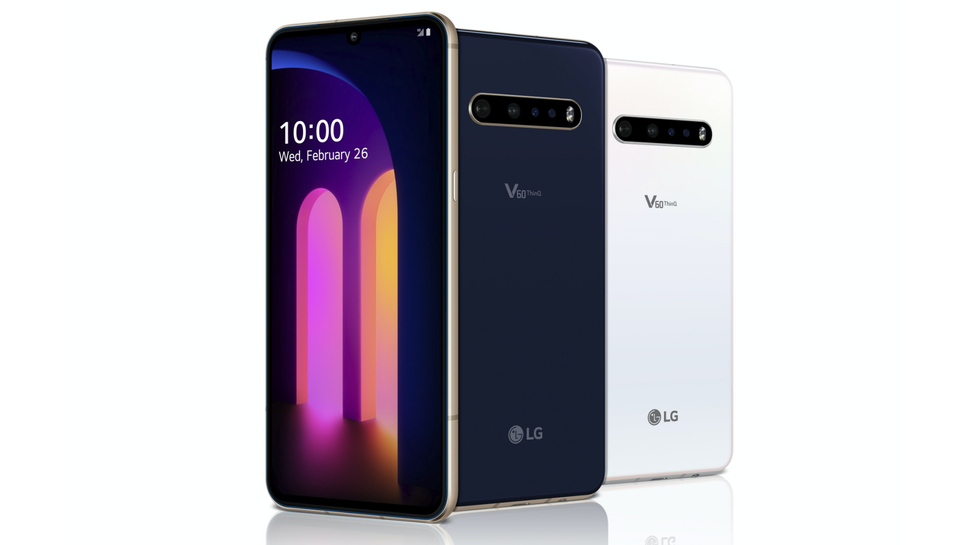 LG debuts V60 5G phone alongside another Dual Screen - htxt.africa
