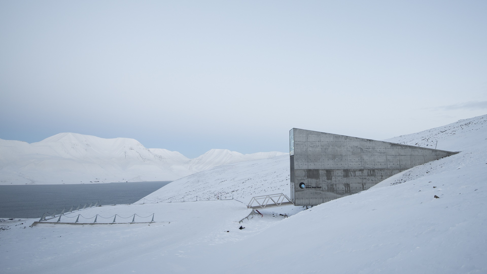 Arctic 'doomsday vault' stocks up on more food seeds