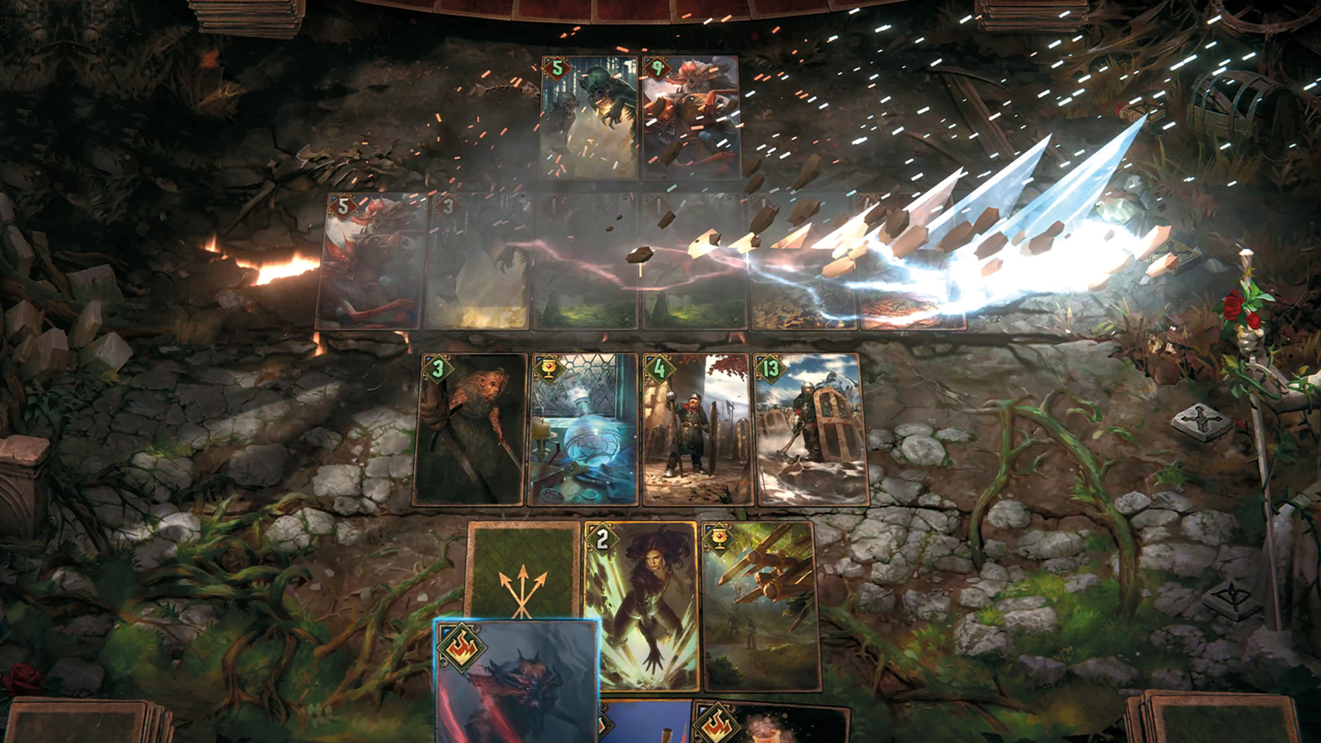 Gwent has a successful first day on Steam - htxt.africa