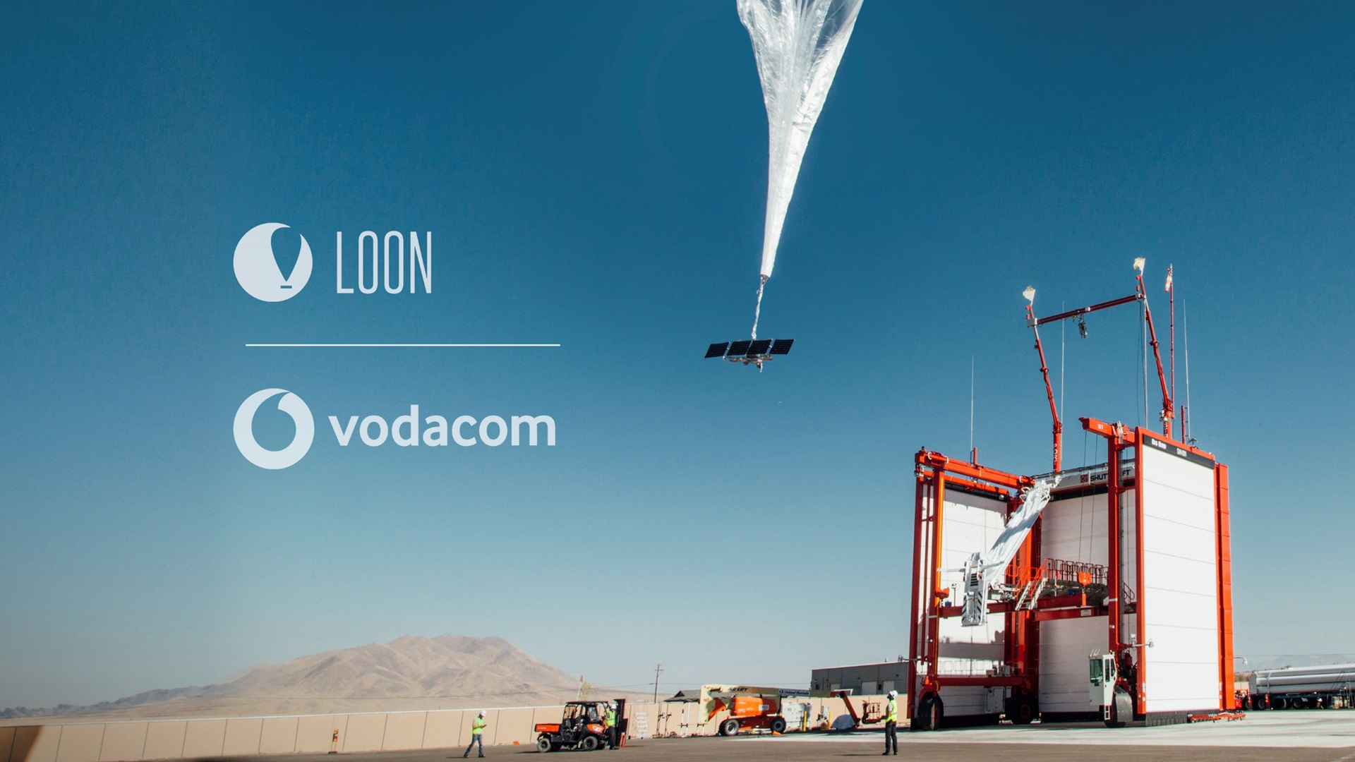 Alphabet's Loon and SA's Vodacom to expand rural internet in Mozambique