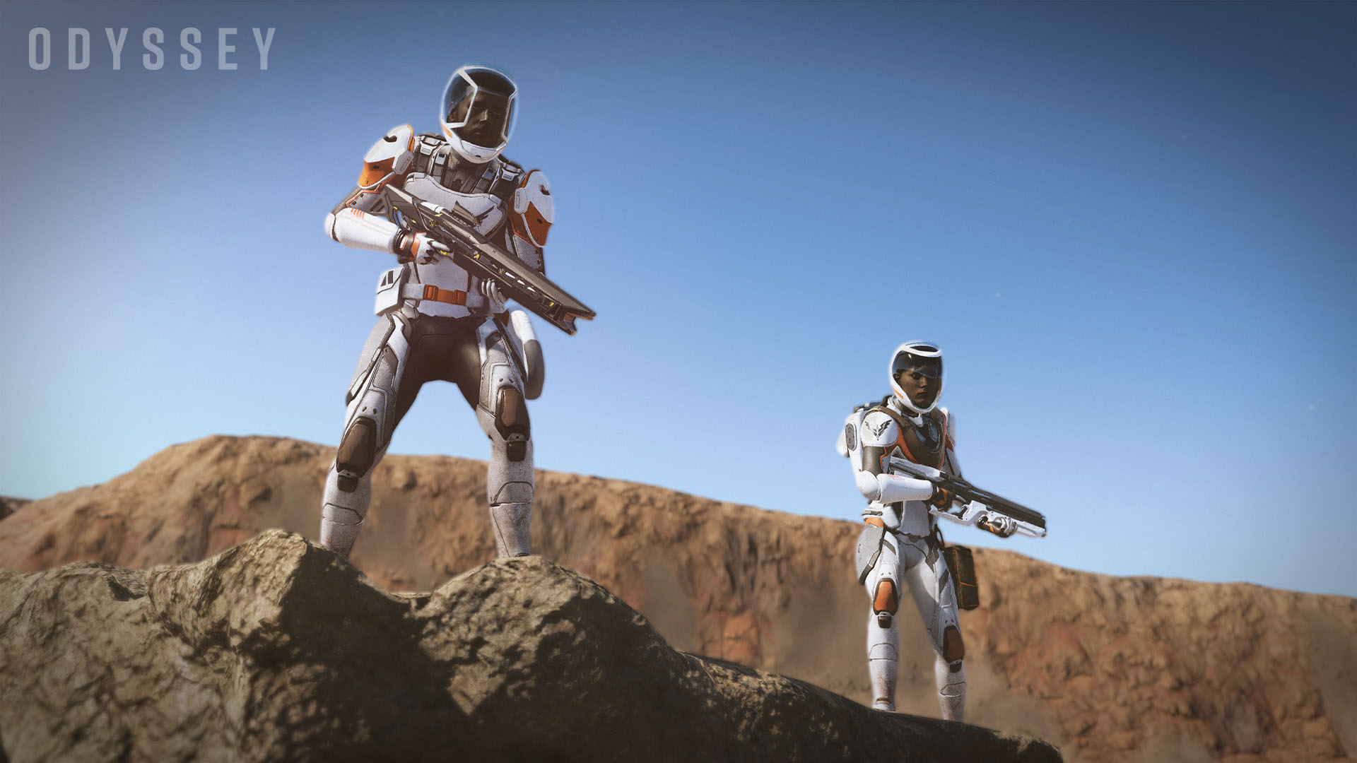 Elite Dangerous is Getting On-Foot Exploration in Odyssey Expansion