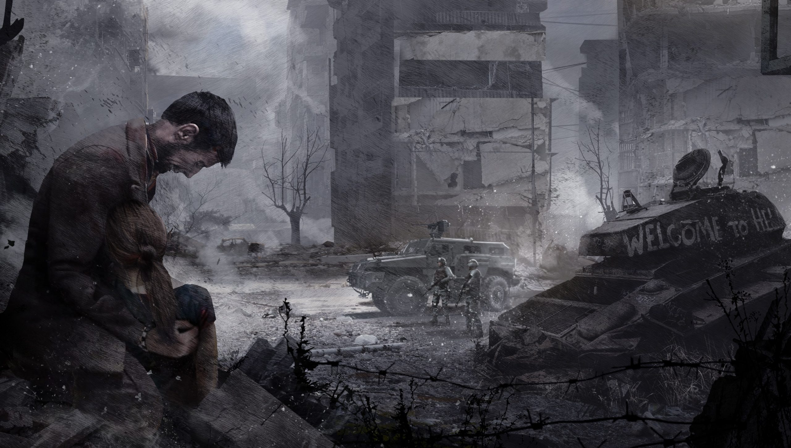 This War of Mine becomes part of the education system in Poland ...