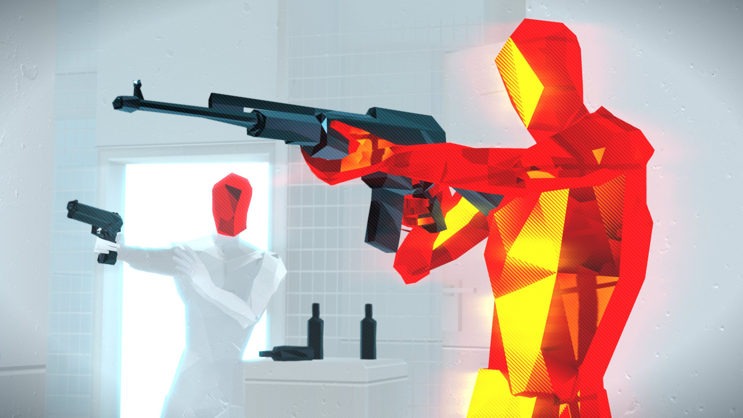 Superhot: Mind Control Delete out July 16, free to most Superhot owners