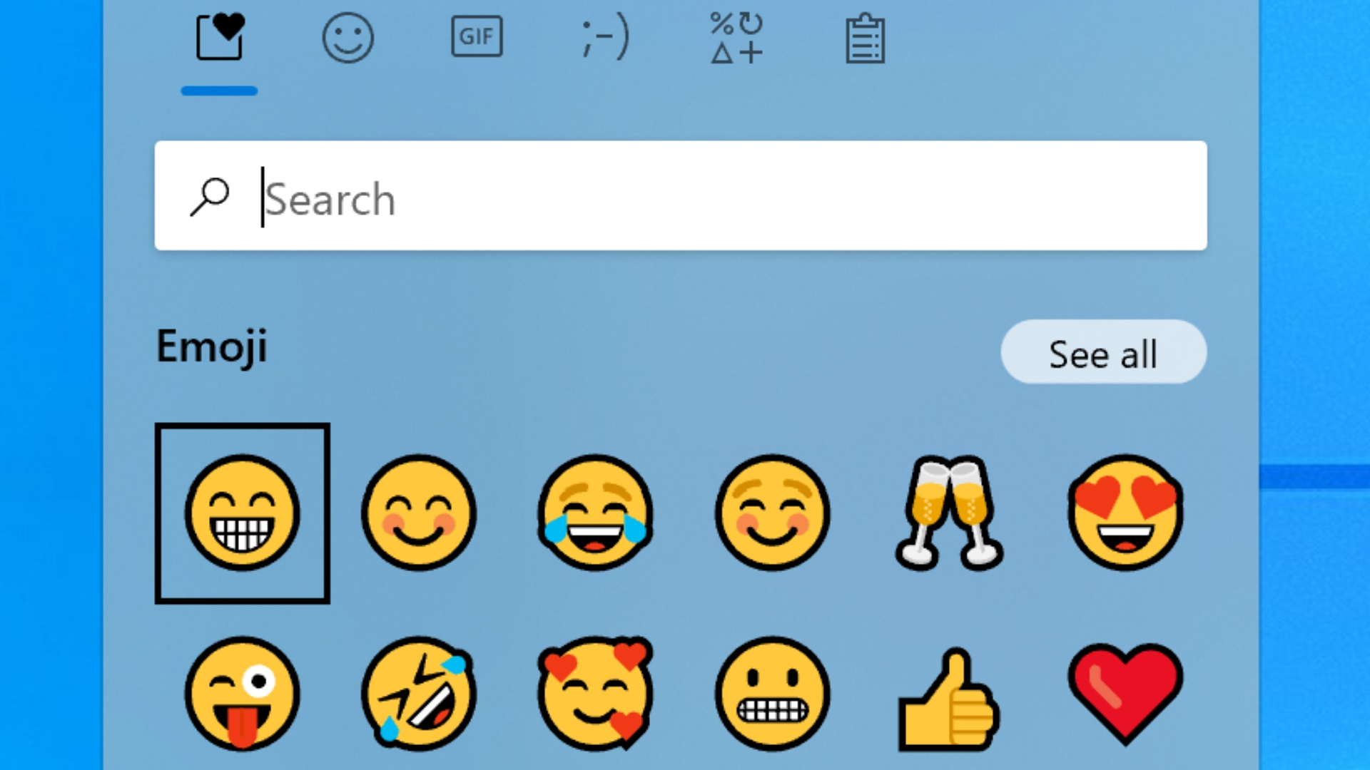 Windows 10 gets new emoji features, improved voice typing
