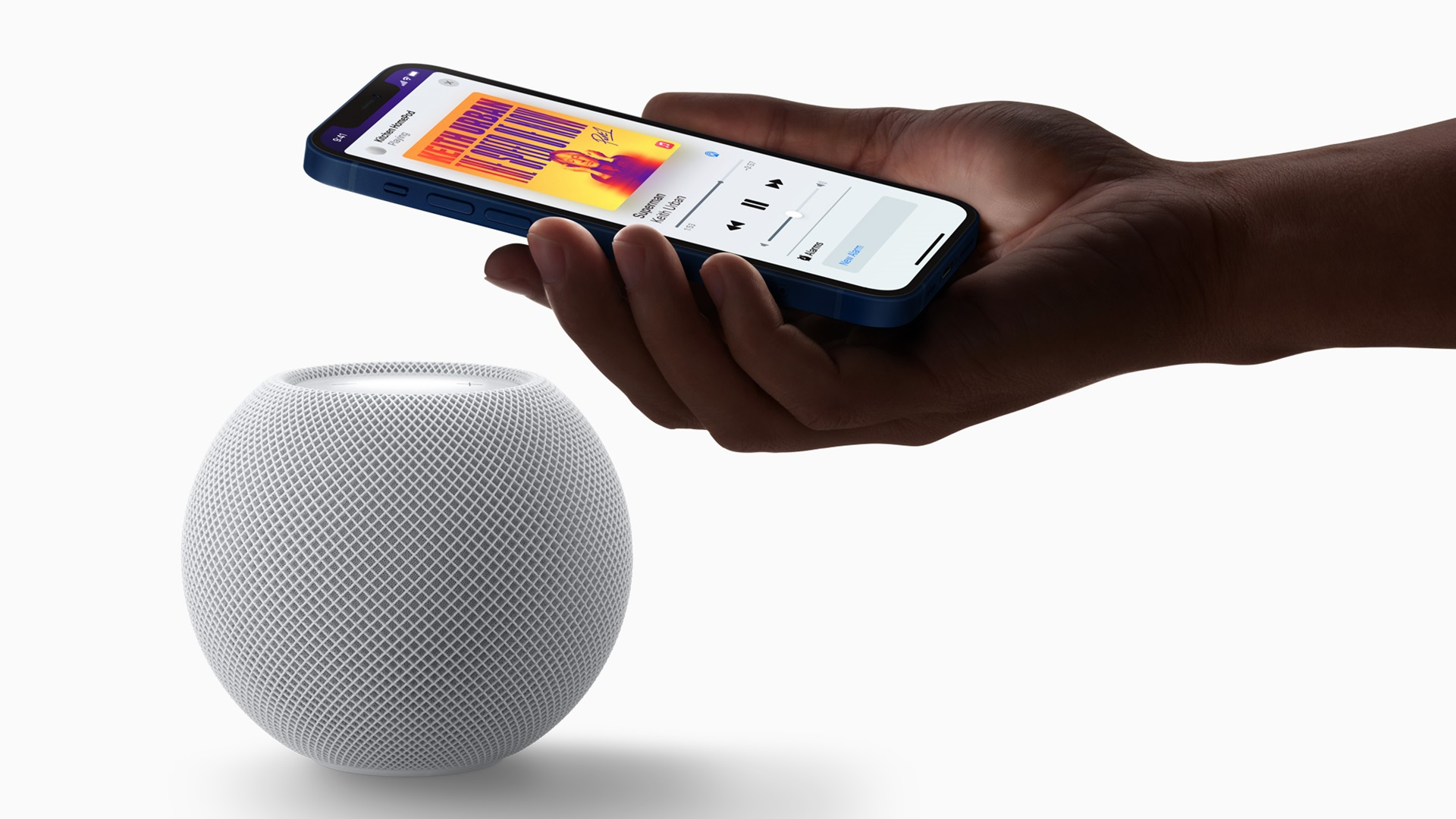 Apple unveils $99 HomePod Mini smart speaker