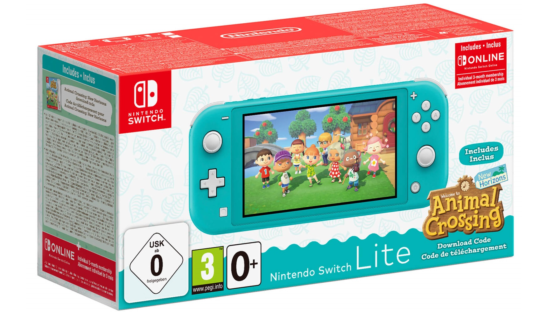 Switch Lite Animal Crossing bundles arrive in South Africa this week - htxt.africa
