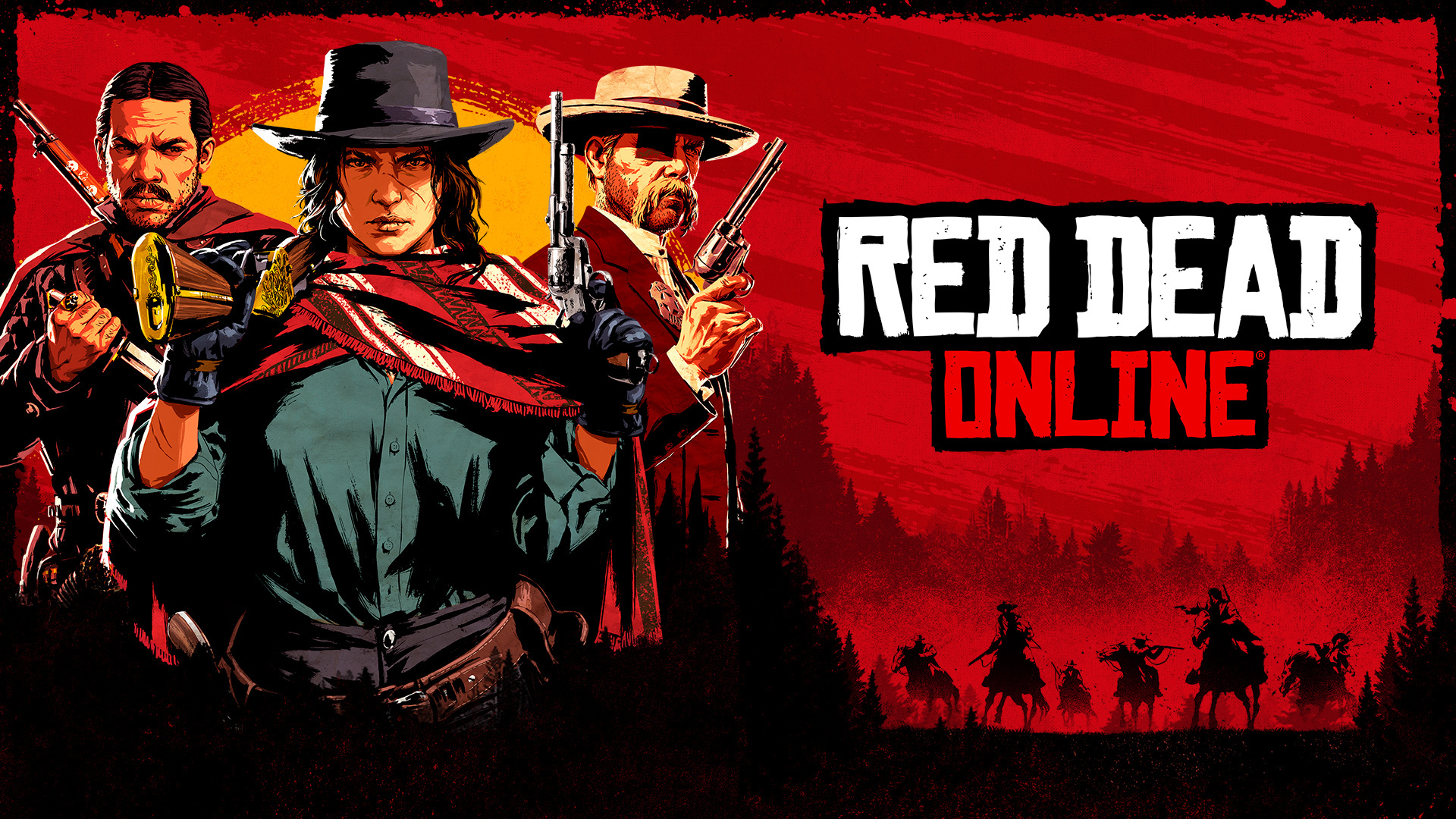 Despite being a standalone game Red Dead Online is 123GB - htxt.africa